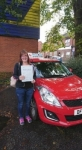 Sam Moseley passed with Craig Polles Driver Training