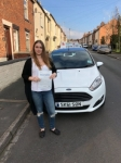 Samantha Shaw passed with Craig Polles Driver Training