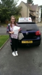 Sara Housley passed with Craig Polles Driver Training