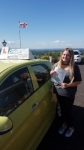 Saskia Fagan passed with Craig Polles Driver Training