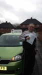 Scott Boon passed with Craig Polles Driver Training