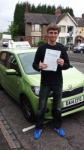 Scott Downing passed with Craig Polles Driver Training