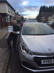 Scott Scofield passed with Craig Polles Driver Training