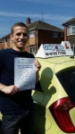 Sean Harper passed with Craig Polles Driver Training
