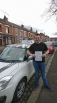 Sean Houlston passed with Craig Polles Driver Training