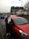Shamraz Khan passed with Craig Polles Driver Training