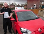 Shane Dixon passed with Craig Polles Driver Training