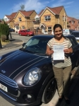 Shani Abraham passed with Craig Polles Driver Training