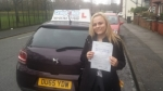 Shannon Locker passed with Craig Polles Driver Training