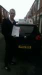 Shaun German passed with Craig Polles Driver Training