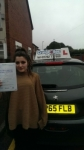 Shiman Suleyman passed with Craig Polles Driver Training