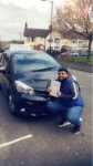 Shohaib Ahmed passed with Craig Polles Driver Training