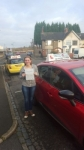 Siobhan Toft passed with Craig Polles Driver Training
