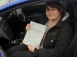 Sobhian passed with Craig Polles Driver Training