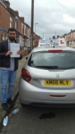 Sohail Hussain passed with Craig Polles Driver Training