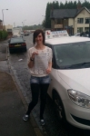 Sonia Cooper passed with Craig Polles Driver Training