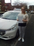 Sophie Bennett passed with Craig Polles Driver Training
