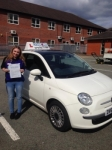 Sophie Brennan passed with Craig Polles Driver Training