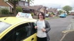 Sophie Gibbons  passed with Craig Polles Driver Training