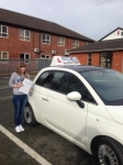 Sophie Middling passed with Craig Polles Driver Training