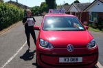 Sophie Simmonds passed with Craig Polles Driver Training