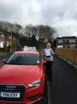 Sophie Ward passed with Craig Polles Driver Training