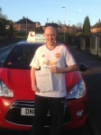 Steve Birks passed with Craig Polles Driver Training