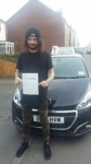 Terry Kane passed with Craig Polles Driver Training