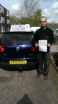 Thomas Kemp passed with Craig Polles Driver Training