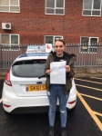 Tiffany Bereton passed with Craig Polles Driver Training