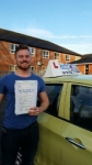 Tim Shepherd  passed with Craig Polles Driver Training