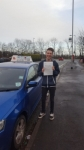 Tom Baillie passed with Craig Polles Driver Training
