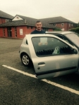Tom Embury passed with Craig Polles Driver Training