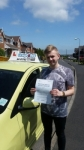 Tom Lodder passed with Craig Polles Driver Training
