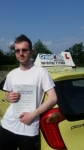 Tom McCarthy passed with Craig Polles Driver Training