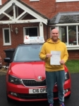Tom McCormick passed with Craig Polles Driver Training