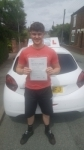 Tom Powell passed with Craig Polles Driver Training