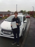 Tom Steele passed with Craig Polles Driver Training