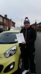 Tommy Corcoman passed with Craig Polles Driver Training