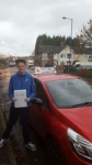 Tommy Taylor  passed with Craig Polles Driver Training