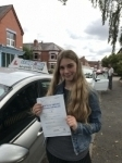 Vyrnwy Benson passed with Craig Polles Driver Training