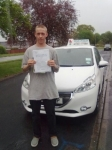 Warwick Palmer passed with Craig Polles Driver Training