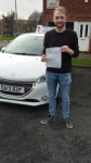 Wayne Bayley  passed with Craig Polles Driver Training