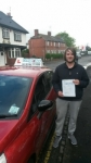 Will Abdy passed with Craig Polles Driver Training