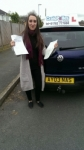 Yasmin Mahmoud passed with Craig Polles Driver Training