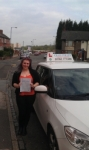 Yazz Proctor passed with Craig Polles Driver Training