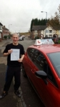 Zach Wright passed with Craig Polles Driver Training