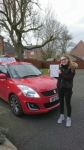 Zeta Bagguley passed with Craig Polles Driver Training