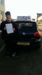 Zoe Scott passed with Craig Polles Driver Training