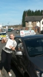 Hollie Bolton passed with Craig Polles Driver Training